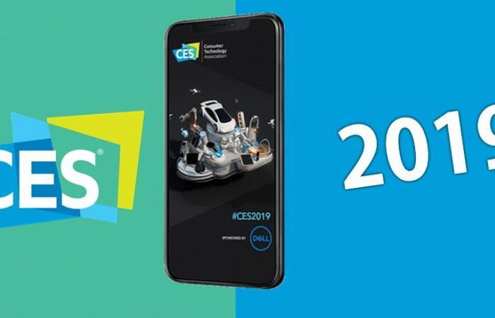الهواتف الذكية المتوقع الإعلان عنها خلال معرض CES 2019