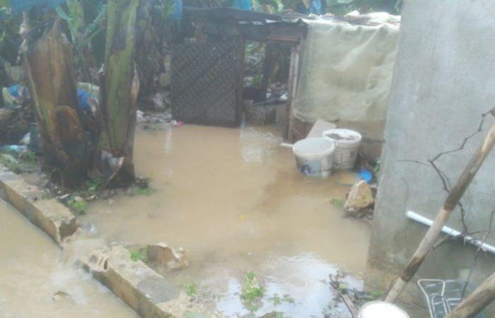 """بالصور: جنون """"نورما"""" مستمر… طرقات مُقفلة وفيضانات"""