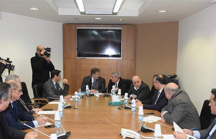 لجنة الاقتصاد وضعت خطة عمل للخروج من الوضع الاقتصادي المتأزم