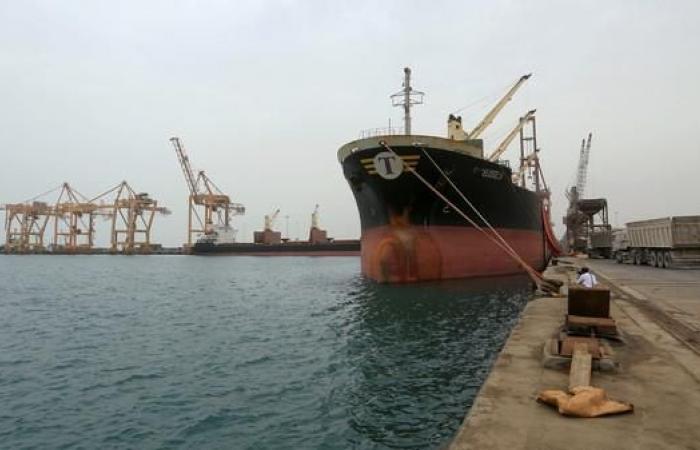 اليمن | التحالف: 3 سفن لا تزال تنتظر دخول ميناء الحديدة