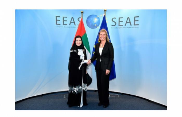 الخليج | موغريني: الإمارات حليف قوي للاتحاد الأوروبي ونقدر دعمها للحل السلمي في اليمن
