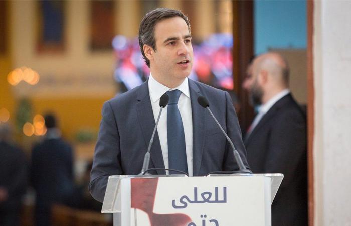 """معوض للمنتخب اللبناني: """"لبنان كله معكن"""""""