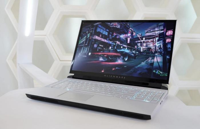 دل تعلن عن حاسبها المحمول للألعاب Alienware Area-51m