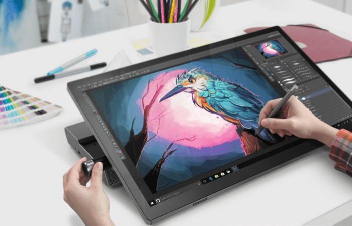 لينوفو تعلن عن حاسب Yoga A940 الموجه لصناع المحتوى والرسامين