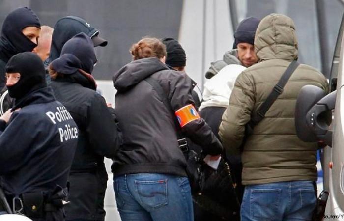 توجيه التهمة إلى مشتبه به جديد موقوف في بلجيكا