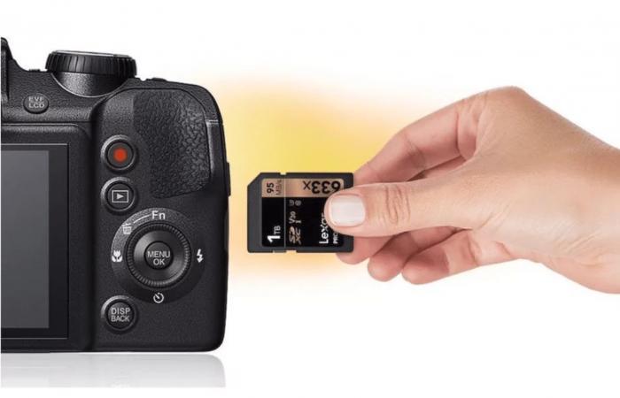 شركة Lexar تعلن عن أول بطاقة ذاكرة خارجية SD بسعة 1 تيرابايت