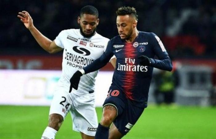 باريس سان جيرمان يغادر كأس الرابطة