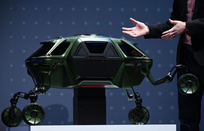 هيونداي تكشف عن سيارة روبوتية للإنقاذ في مناطق الكوارث