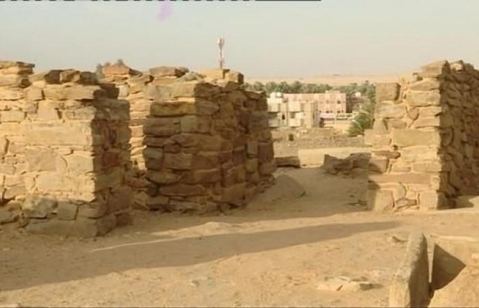 الخليح | السعودية.. العثور على أول نقش فرعوني بالجزيرة العربية