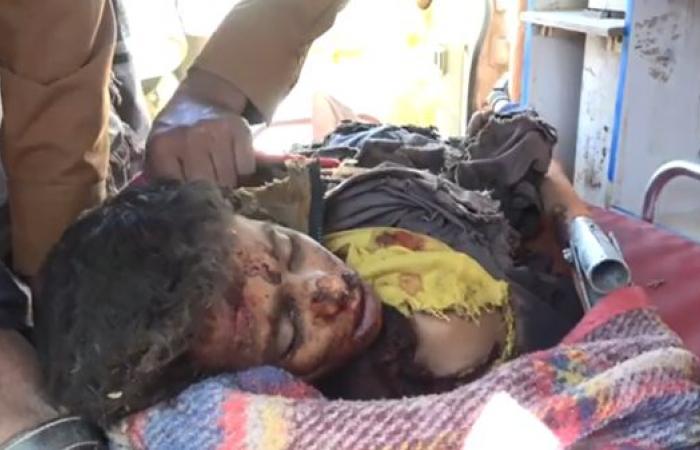 اليمن | مقتل 4 أطفال و3 نساء بقصف حوثي في حجة