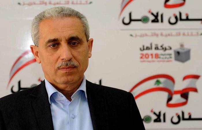 خواجة: لن تطأ قدم أي مسؤول ليبي أرض لبنان