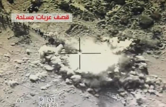 اليمن | التحالف يدمر شبكة اتصالات عسكرية للحوثيين في اليمن