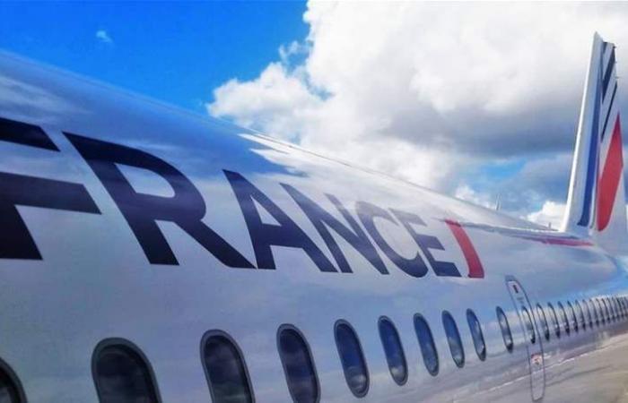 Air France تعلّق كل الرحلات الجوية إلى الرياض