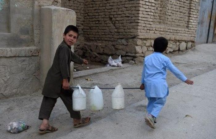 شحّ الماء يلقي أعباء ثقيلة على السكان والسلطات في كابول