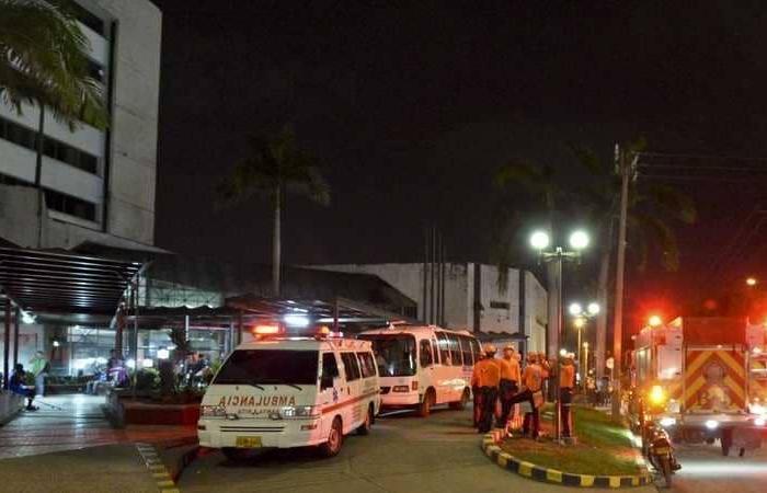16 قتيلا في حريق داخل عيادة بالإكوادور