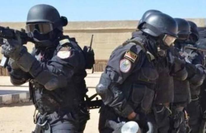 مصر | الشرطة المصرية تقتل 6 إرهابيين في جنوب البلاد