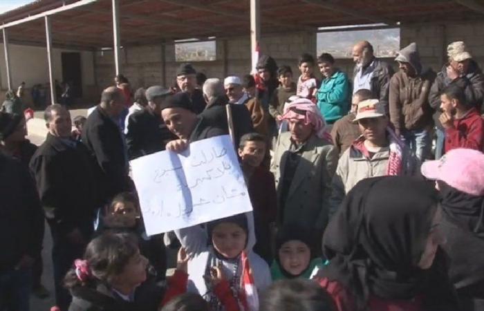 اعتصام في تل ذنوب احتجاجًا على غياب الكهرباء