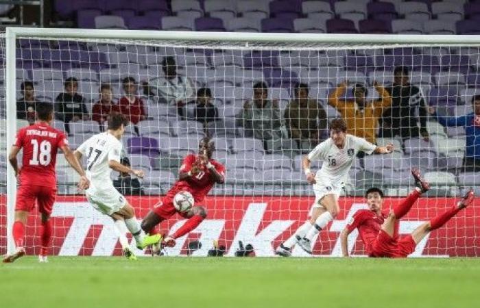 كوريا الجنوبية تلحق بركب المتأهلين إلى ثمن نهائي كأس آسيا