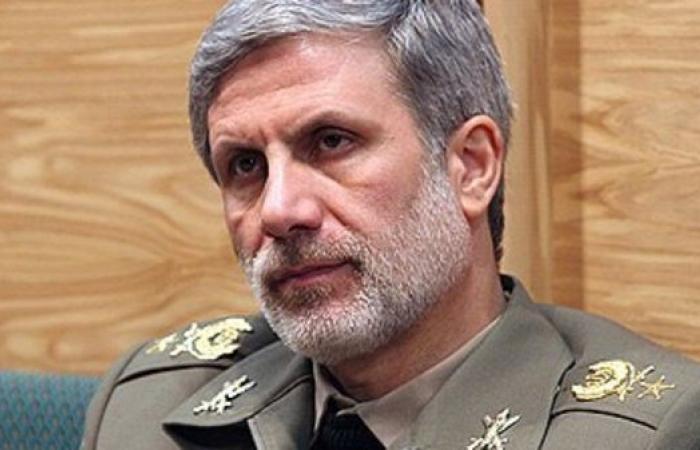 عين طهران على موريتانيا.. زيارة غريبة لوزير دفاع إيران