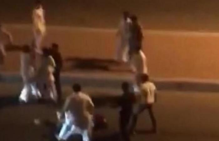 الخليح | مشاجرة دامية في جدة.. والمتورطون في قبضة الأمن
