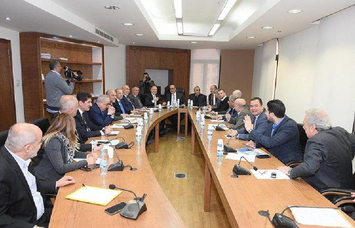 لجنة الأشغال ناقشت كيفية تطوير مرفأ بيروت وتفعيله