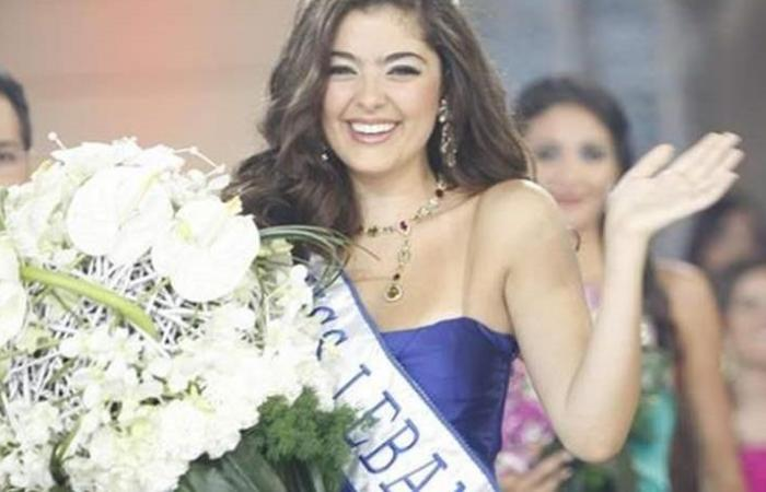 هكذا أصبحت ملكة جمال لبنان لعام 2009.. 'ابنة مرشح سابق للإنتخابات'! (صور)