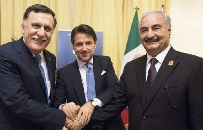 الصراع الفرنسي الإيطالي على ليبيا.. سباق من أجل النفط