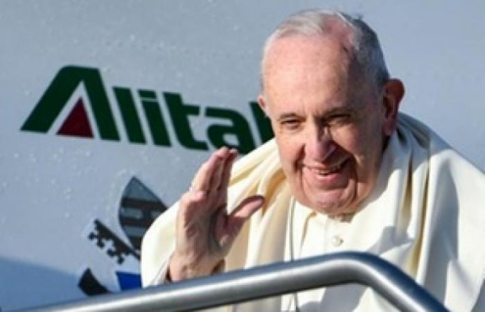 البابا فرنسيس يعلن زيارة لليابان في نوفمبر