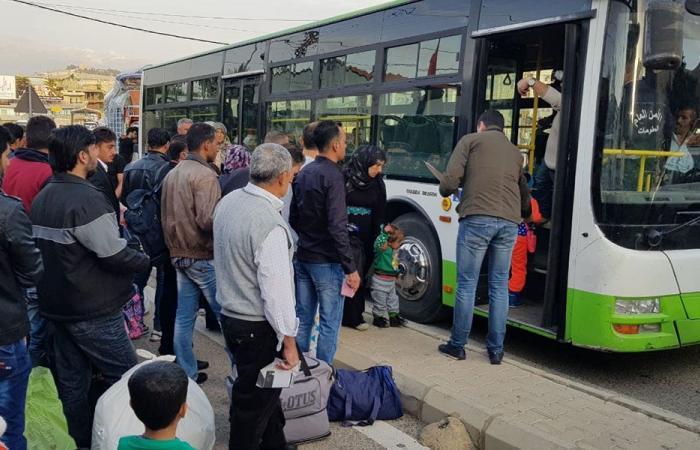 نازحون سوريون في طرابلس يتحضرون للعودة