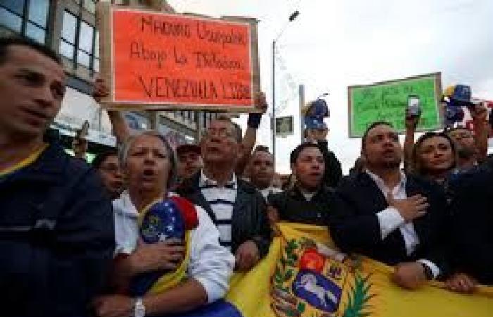 13 قتيلًا خلال يومين من التظاهرات في فنزويلا