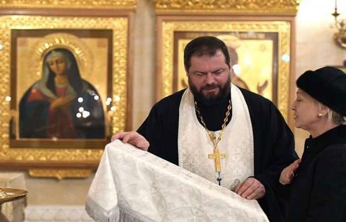 إقامة أول معرض للفن المسيحي الأرثوذكسي في موسكو