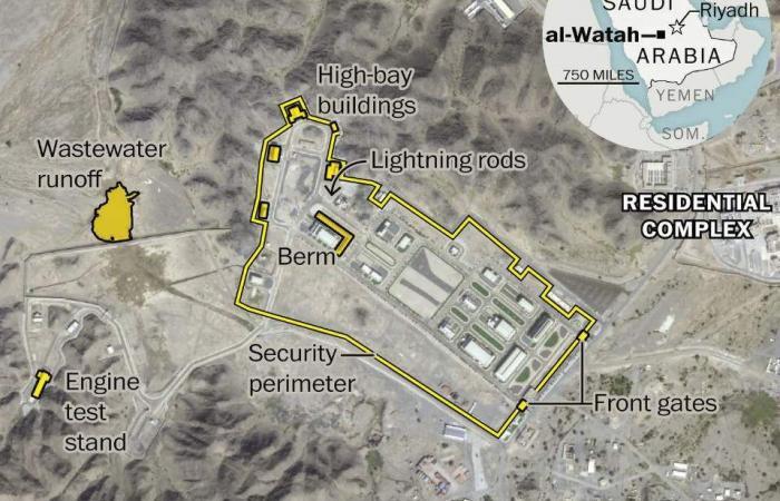 هل فعلاً تبني السعودي مصانع لإنتاج صواريخ باليستية؟