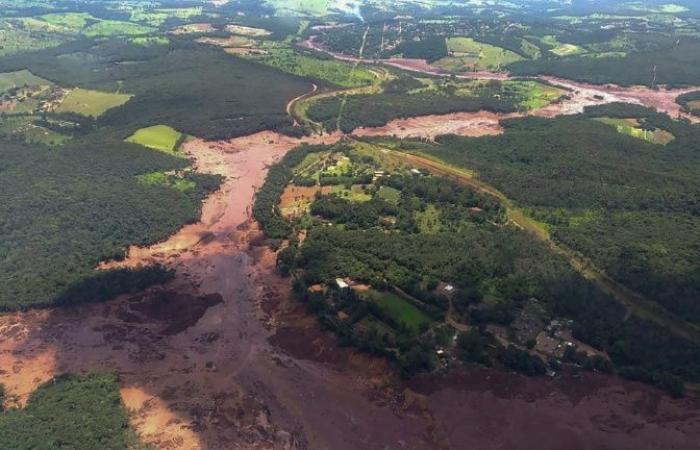 نحو 200 مفقود اثر انهيار سد في البرازيل