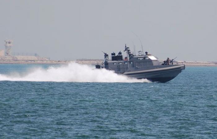 زورق حربي اسرائيلي يخرق المياه الإقليمية اللبنانية
