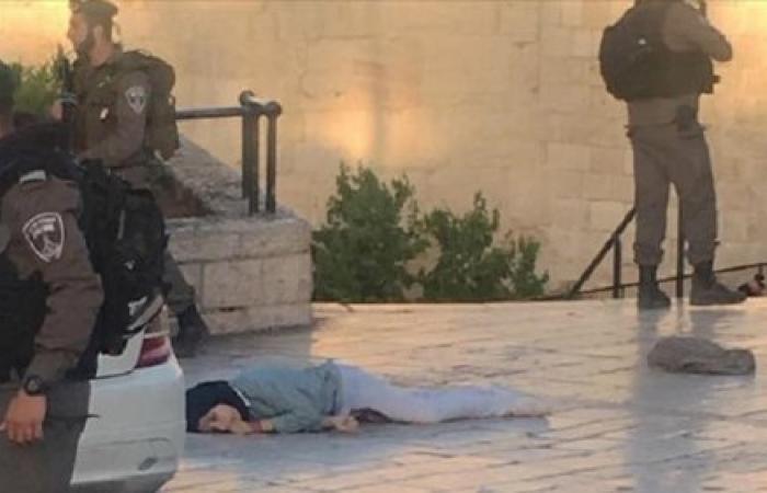 إعدام الطفولة على أسوار القدس !!!