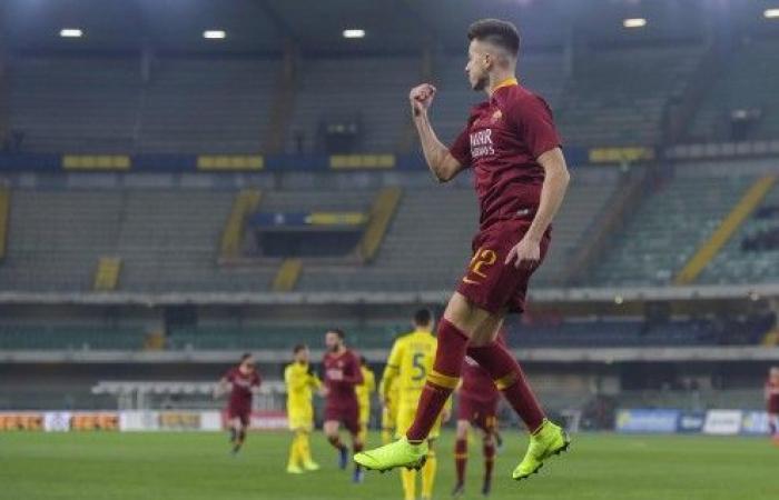 روما يدك شباك كييفو بثلاثية نظيفة في الدوري الإيطالي
