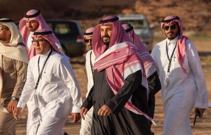 الخليح | الأمير محمد بن سلمان يدشن مشاريع سياحية ضخمة في العلا