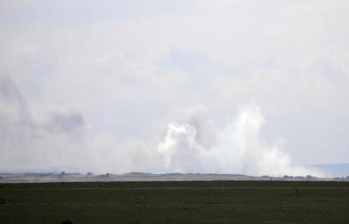 سوريا | مقتل 16 مدنياً في غارات على آخر نقاط داعش بشرق سوريا
