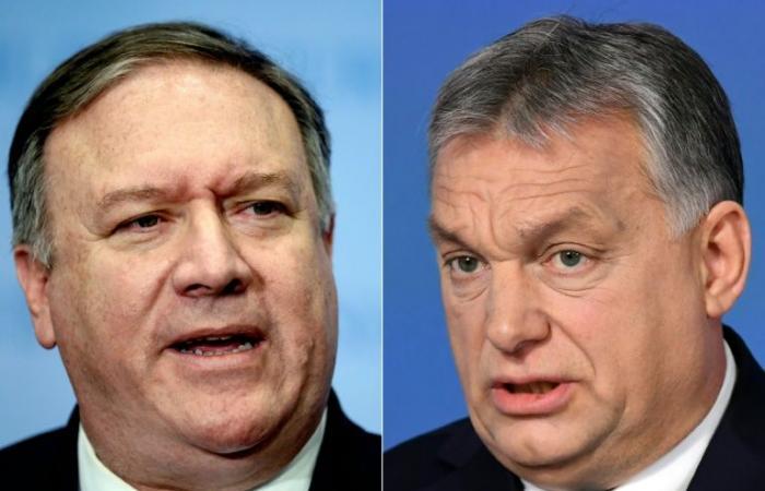 تناقضات العلاقة المجرية - الأميركية تغلب على زيارة بومبيو لبودابست