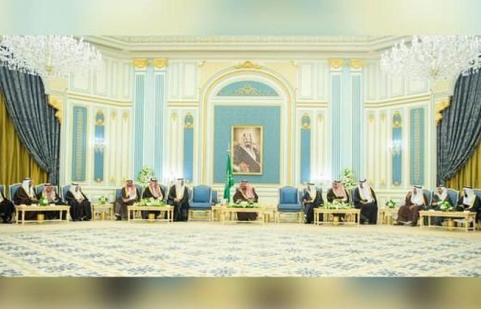 الخليح | الملك سلمان يشيد بجهود الرقابة ومكافحة الفساد