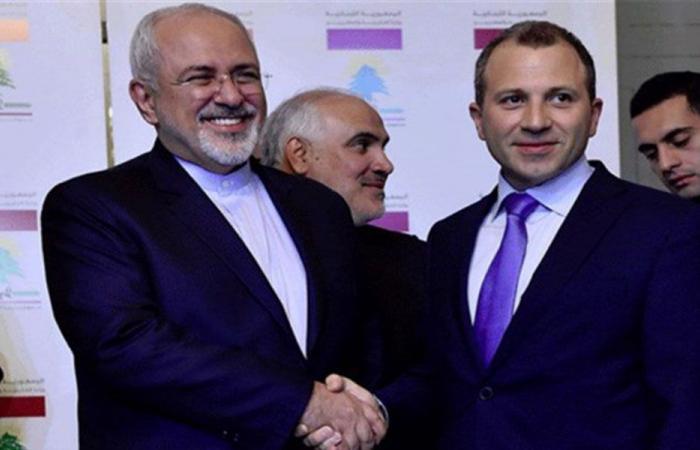 باسيل: لا حرج بالتعامل الاقتصادي مع إيران