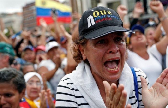 """مادورو لبي بي سي: إدارة دونالد ترامب """"عصابة من المتطرفين"""""""