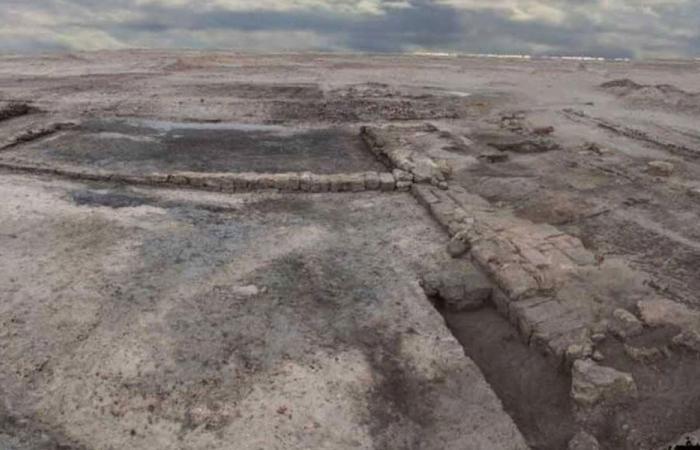 اكتشاف ورشة سفن تعود للعصر البطلمي بشمال سيناء