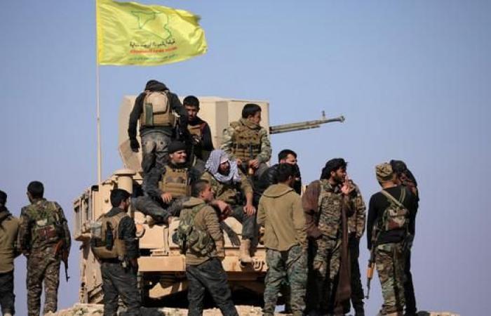 """سوريا   آخر جيب لداعش تحت سيطرة """"سوريا الديمقراطية"""""""