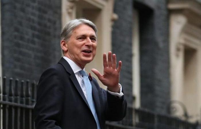 وزير المال البريطاني يلغي زيارة للصين