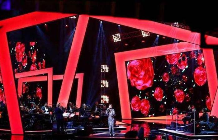 نجوى كرم تتالق في 'هلا فبراير'.. وهذا ما قالته على المسرح! (صور)