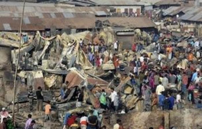 بنغلادش: مقتل تسعة أشخاص في حريق في حي عشوائي