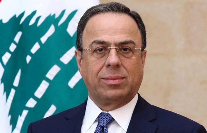 بطيش: لبنان يمر بمرحلة صعبة اقتصادياً