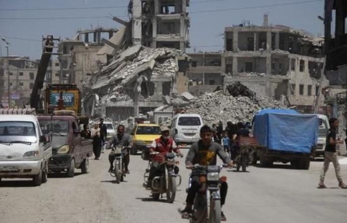 سوريا   مقتل 3 في انفجار سيارة مفخخة بمدينة الرقة السورية