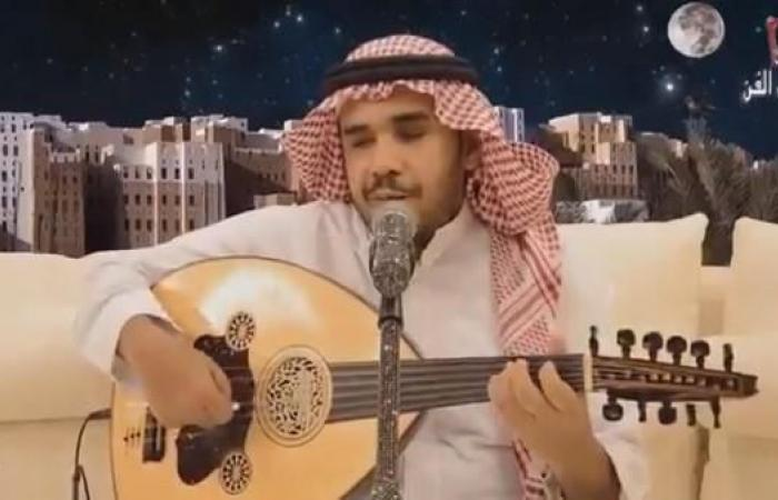 """الخليح   عازف عود سعودي كفيف يصدح بـ""""فوق هام السحب"""".. ما قصته؟"""